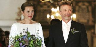Свадьба премьер-министра Дании