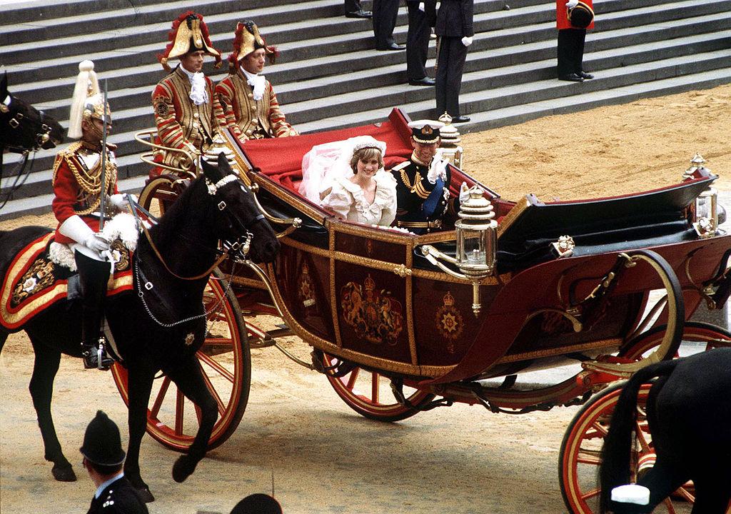 принцесса диана принц чарльз свадьба