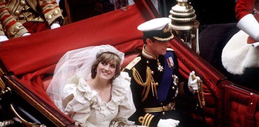 Свадьба принцессы Дианы и Чарльза
