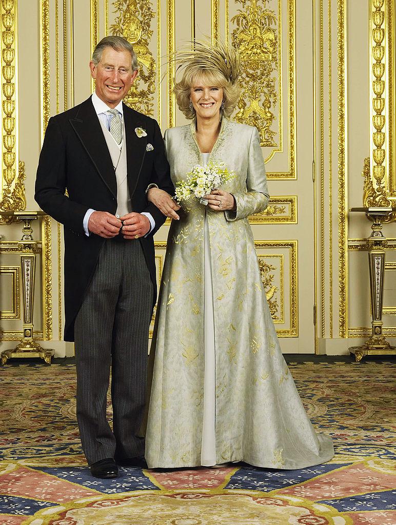 свадьба принц чарльз камилла паркер боулз