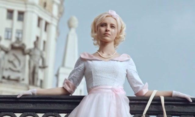 """Анна Сагайдачная в сериале """"Красная королева"""""""