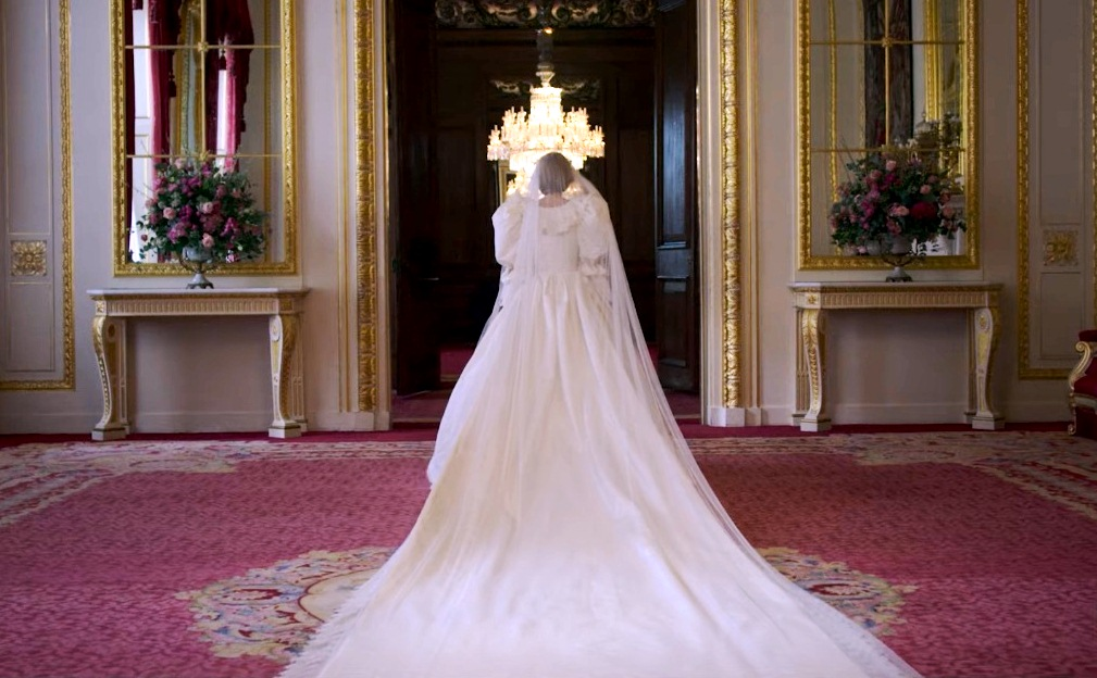 принцесса диана корона 4 сезон