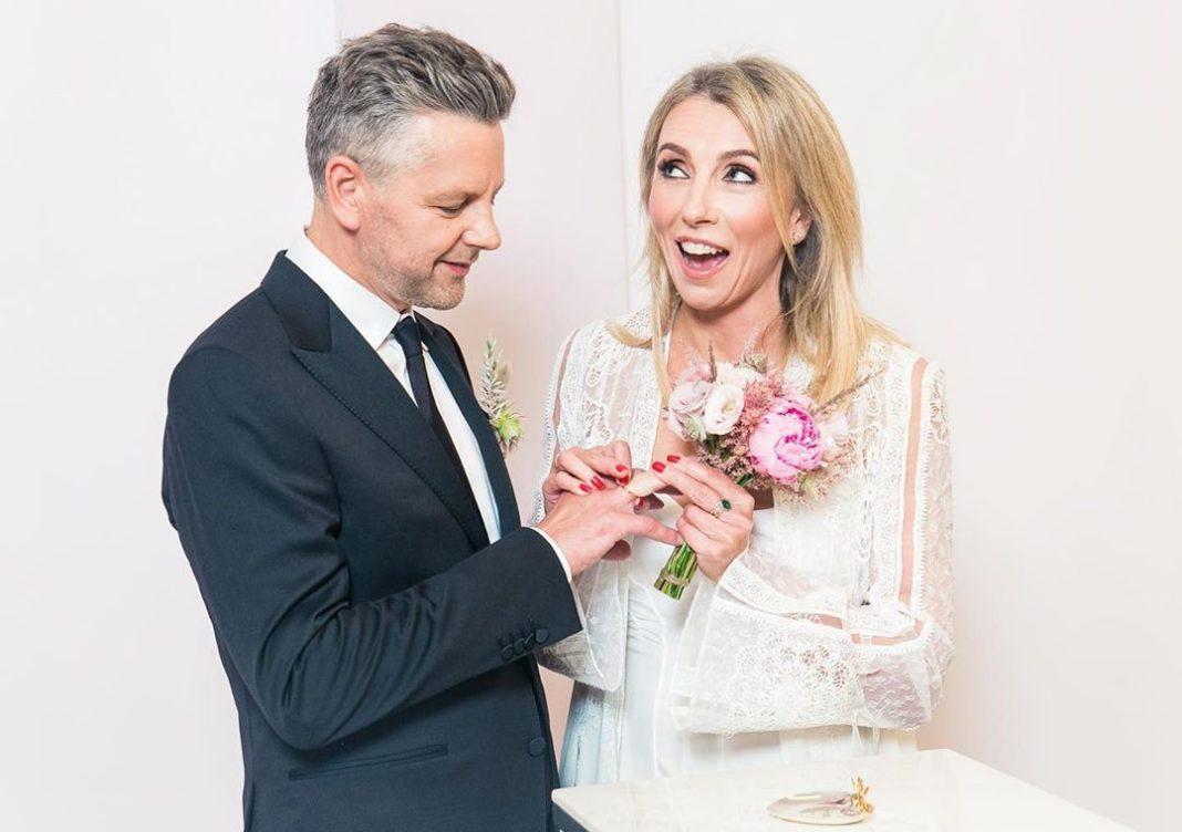 Светлана Бондарчук и Сергей Харченко свадьба