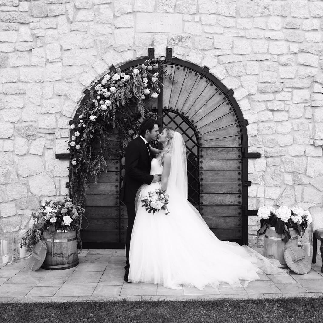 Свадьба Притулы