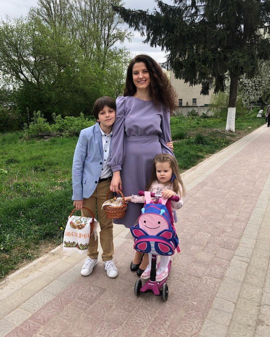 Первая жена Сергея Притулы
