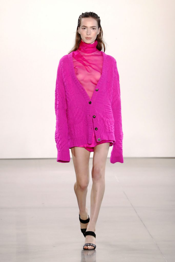 AlejandraAlonsoRojas, New York Fashion Week, осень-зима 2020/2021