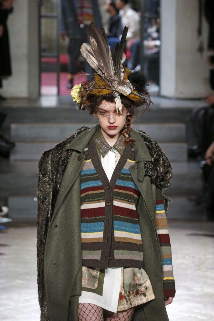 Antonio Marras, Milan Fashion Week, осень-зима 2020/2021
