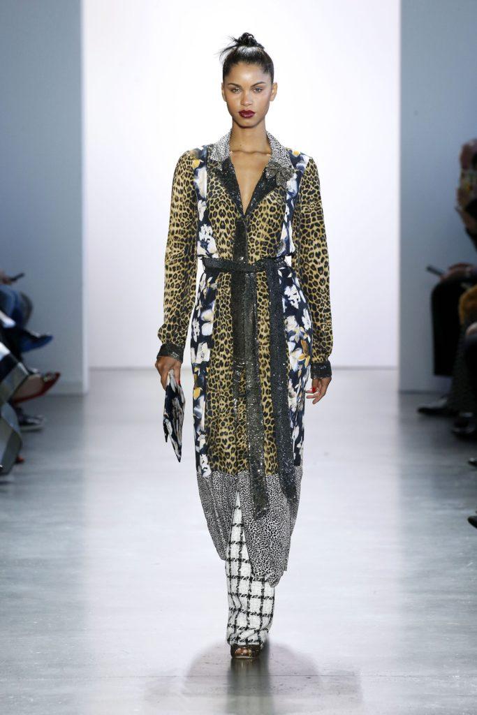 Badgley Mischka, New York Fashion Week, осень-зима 2020/2021