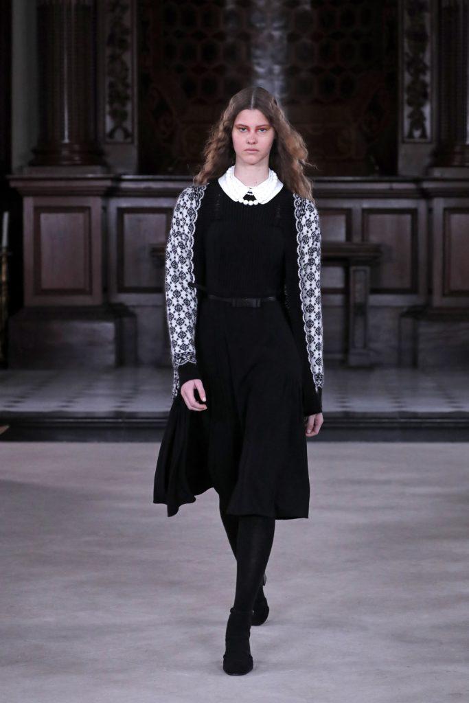 Bora Aksu, London Fashion Week, осень-зима 2020/2021