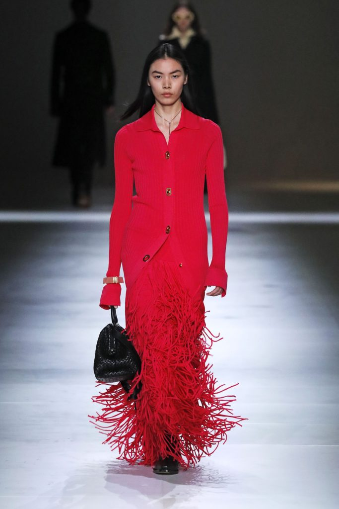 Bottega Veneta, Milan Fashion Week, осень-зима 2020/2021