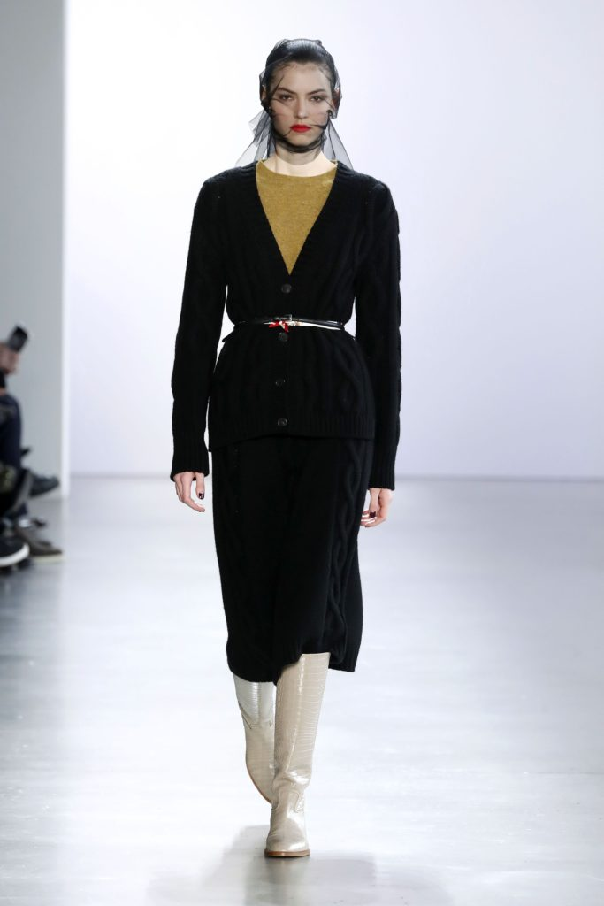 Brock Collection, New York Fashion Week, осень-зима 2020/2021