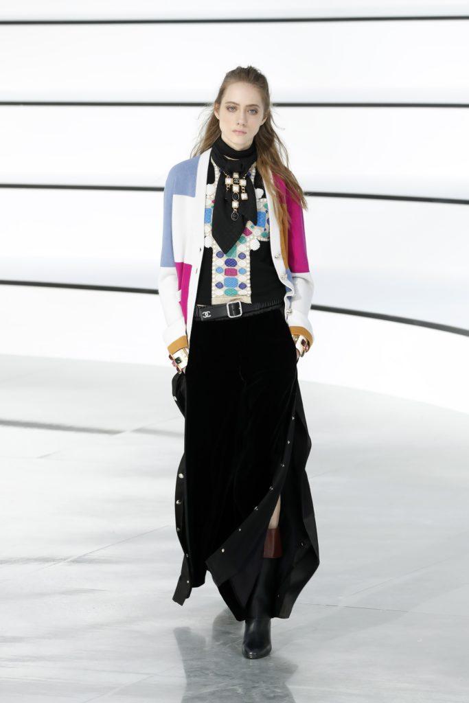 Chanel, Paris Fashion Week, осень-зима 2020/2021