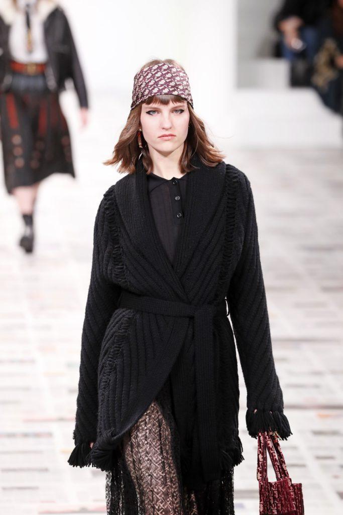 Dior, Paris Fashion Week, осень-зима 2020/2021
