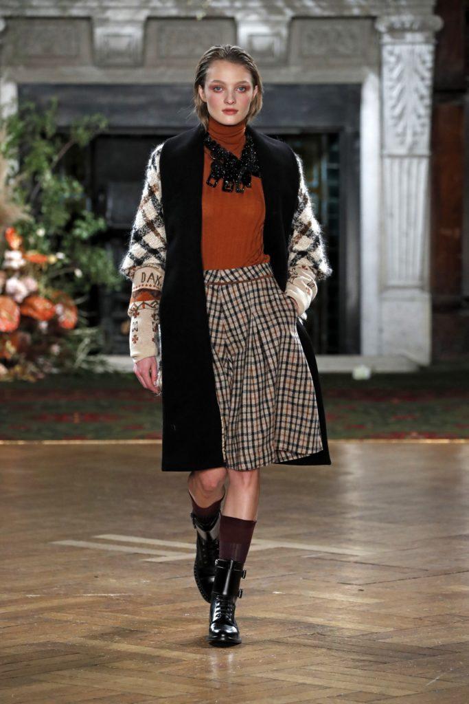 Daks, London Fashion Week, осень-зима 2020/2021