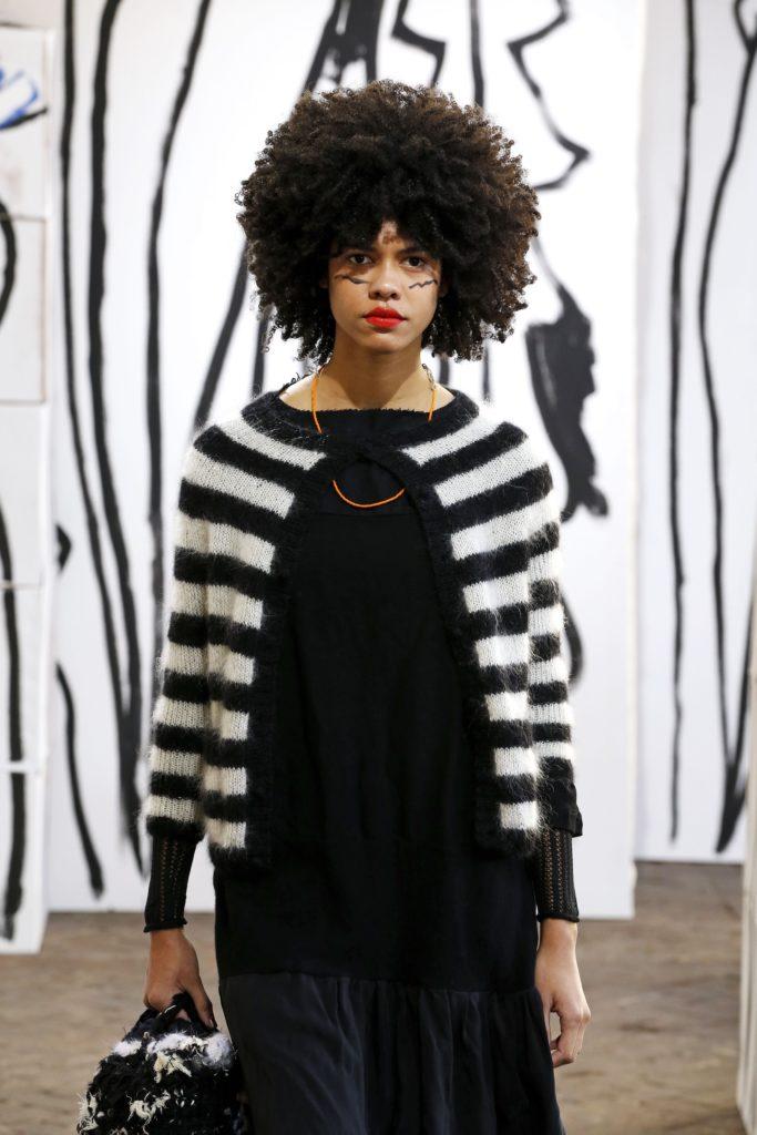 Daniela Gregis , Milan Fashion Week, осень-зима 2020/2021