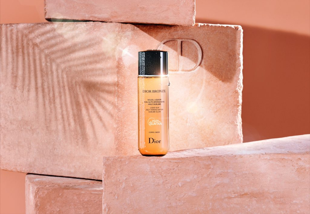 Нежный спрей-автозагар Dior Bronze Liquid Sun Self-Tanning Water Sublime Glow, Dior