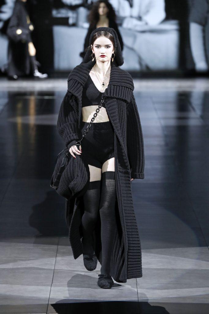 Dolce & Gabbana, Milan Fashion Week, осень-зима 2020/2021