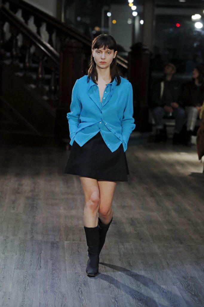 Eckhaus Latta, New York Fashion Week, осень-зима 2020/2021