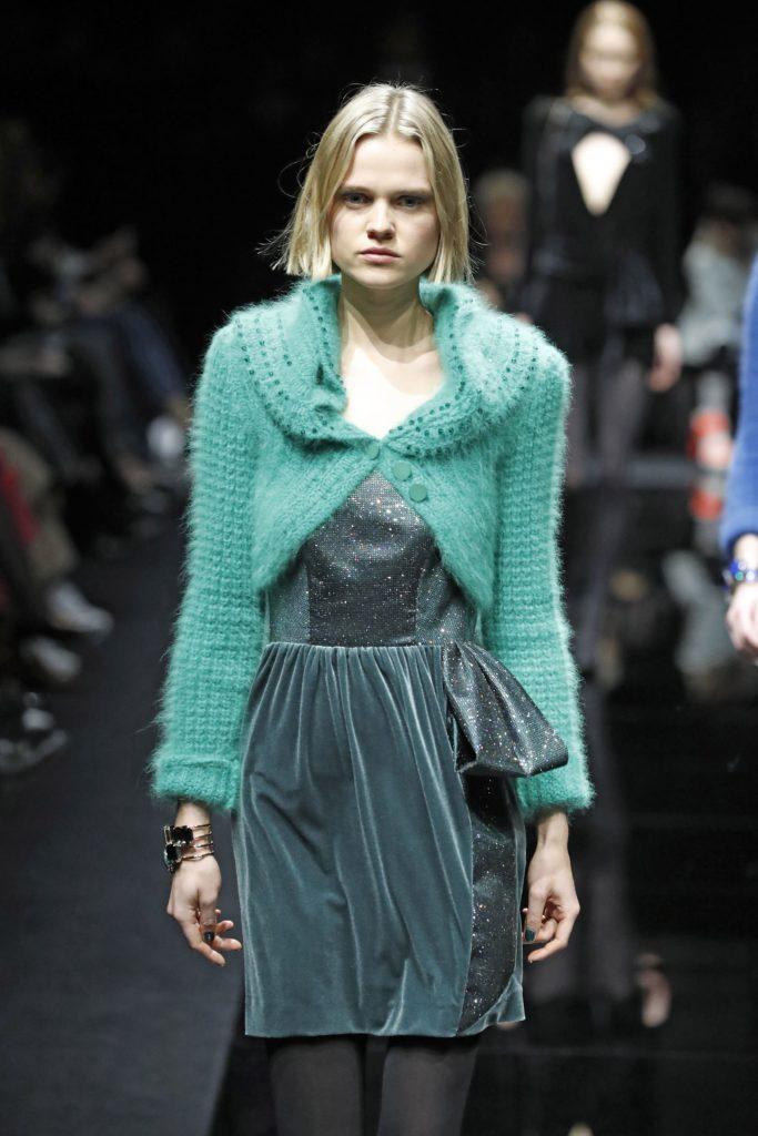 Emporio Armani, Milan Fashion Week, осень-зима 2020/2021