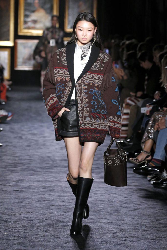 Etro, Milan Fashion Week, осень-зима 2020/2021