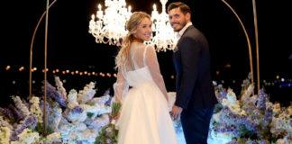 Свадьба Никиты Добрынина и Даши Квитковой