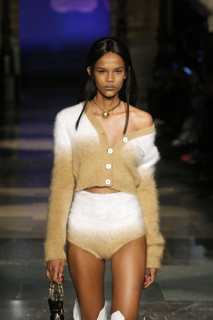 GCDS, Milan Fashion Week, осень-зима 2020/2021