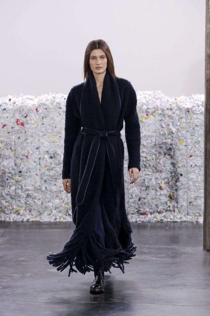 Gabriela Hearst, New York Fashion Week, осень-зима 2020/2021
