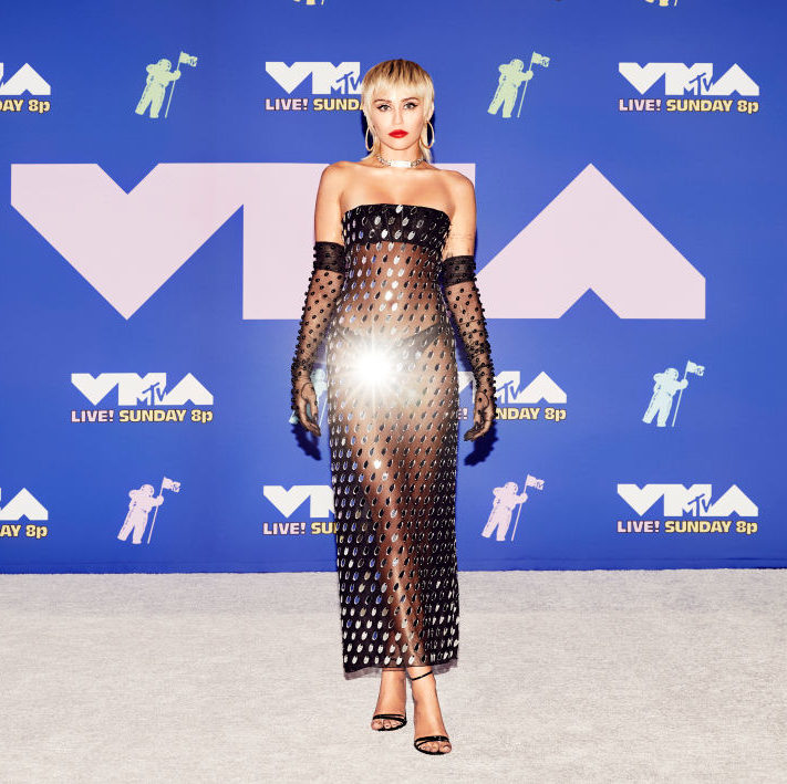 Майли Сайрус 2020 MTV Video Music Awards