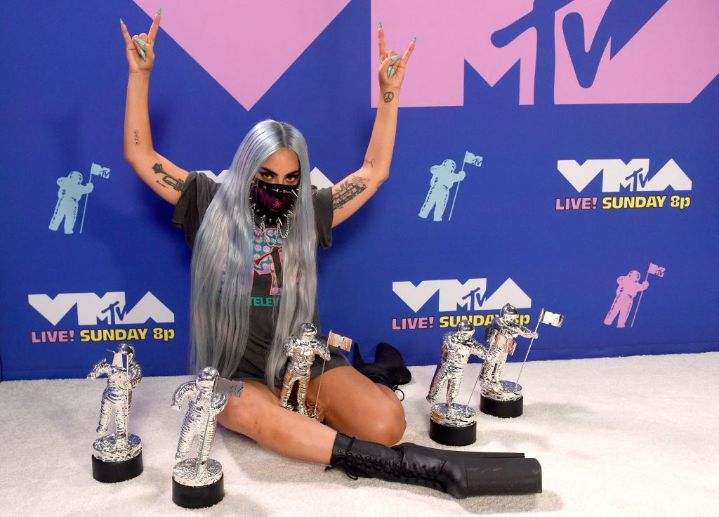Леди Гага 2020 MTV Video Music Awards