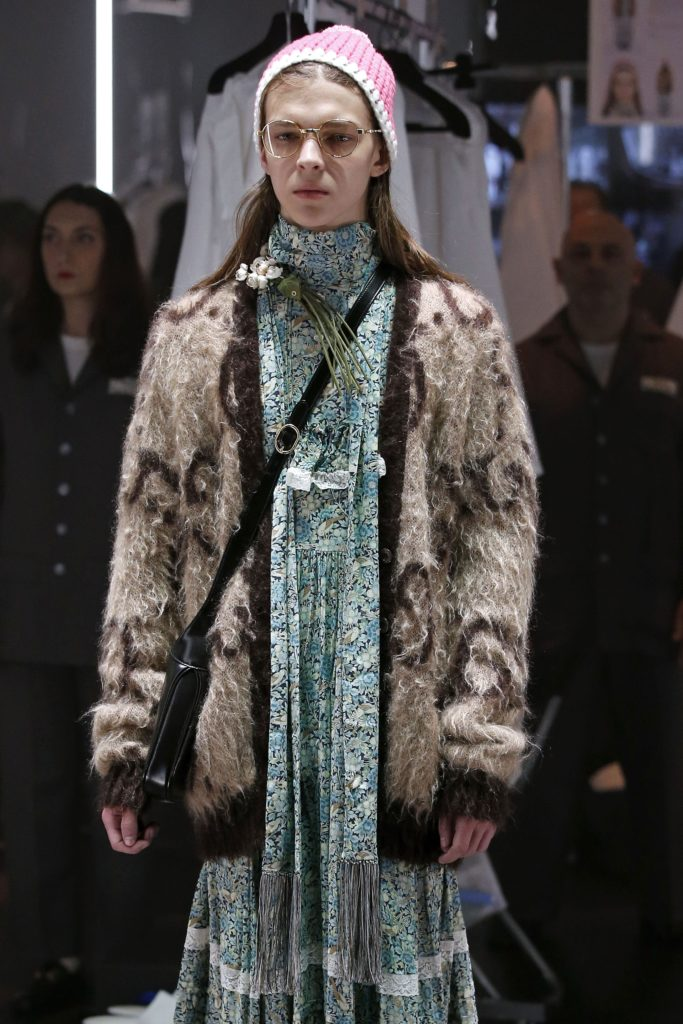 Gucci, Milan Fashion Week, осень-зима 2020/2021