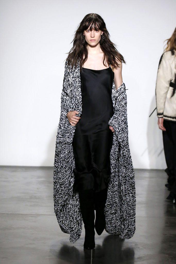 Jeffrey Dodd, New York Fashion Week, осень-зима 2020/2021
