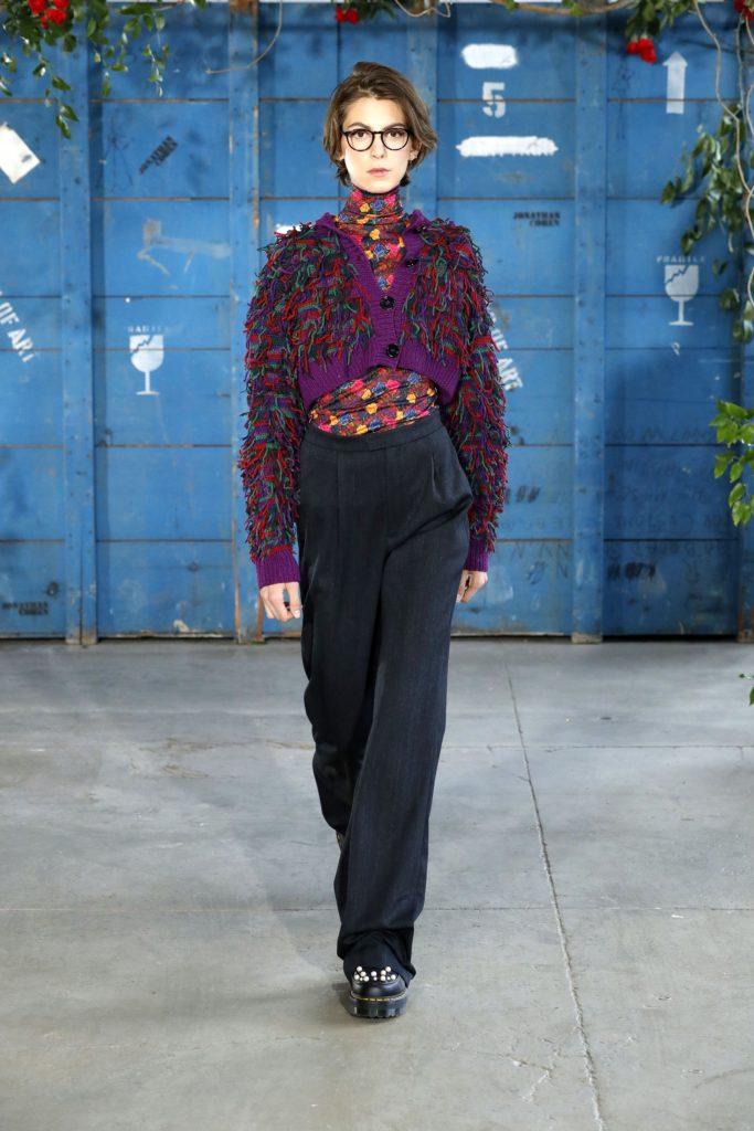 Jonathan Cohen, New York Fashion Week, осень-зима 2020/2021