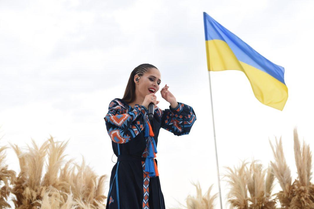Юлия Санина вышиванка