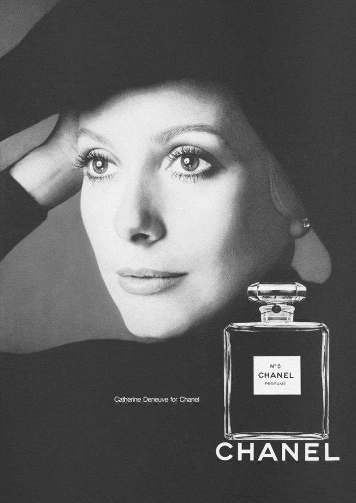 Катрин Денев, 1972 год