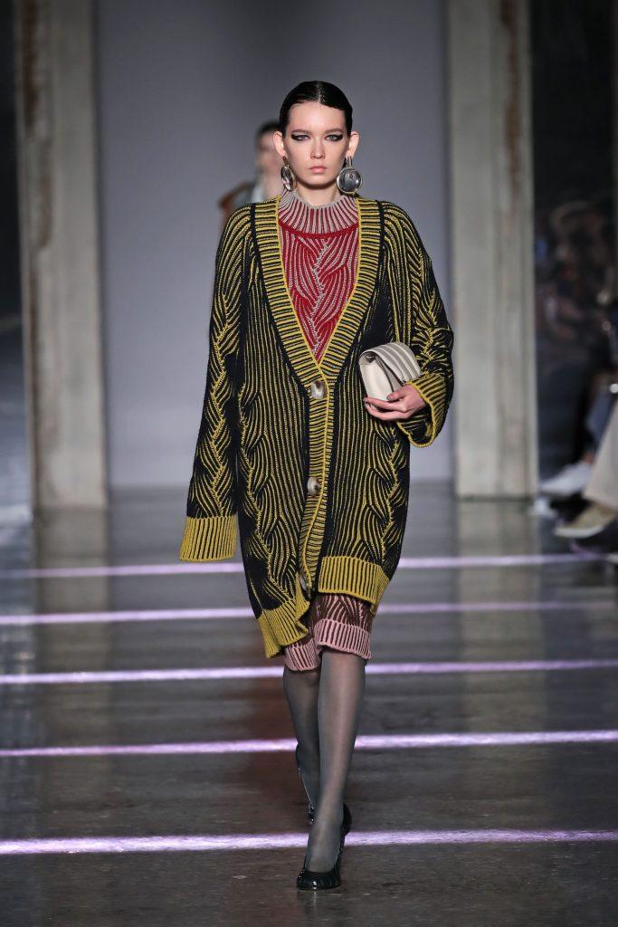 Marco de Vincenzo, Milan Fashion Week, осень-зима 2020/2021