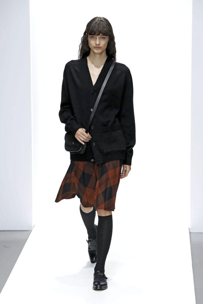 Margaret Howell, London Fashion Week, осень-зима 2020/2021