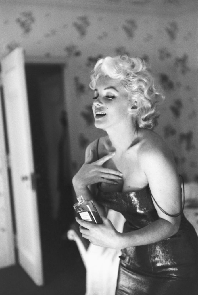 Мэрилин Монро, 1955 год