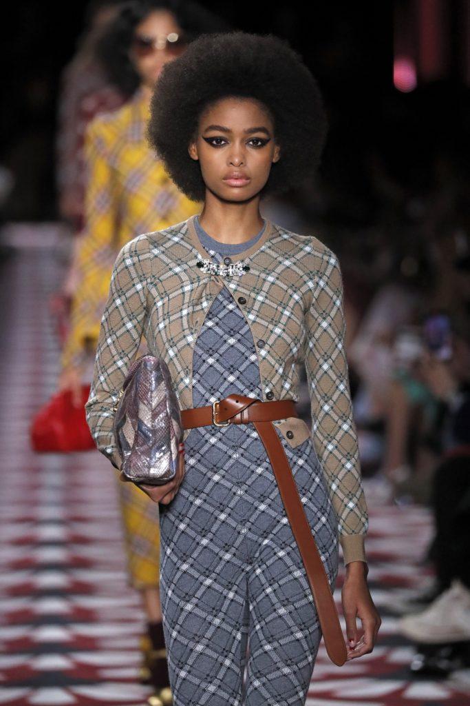 Miu Miu, Paris Fashion Week, осень-зима 2020/2021