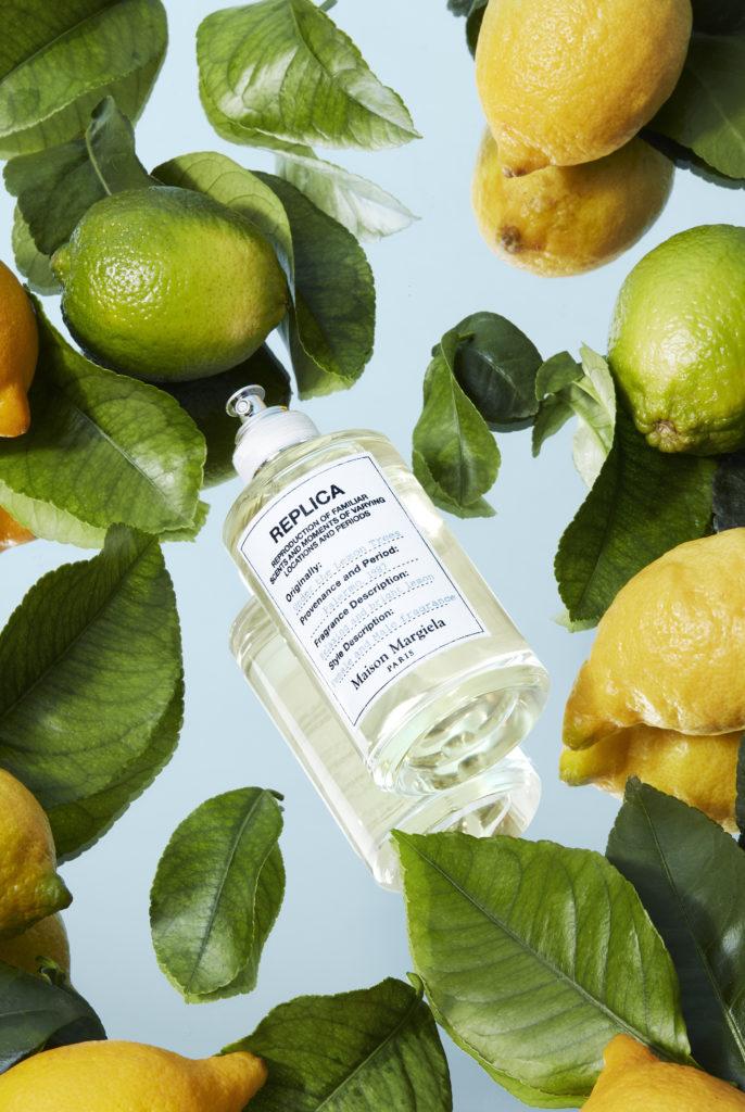 Аромат Replica Under The Lemon Trees, Maison Margiela