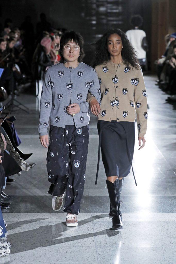 Sandy Liang, New York Fashion Week, осень-зима 2020/2021