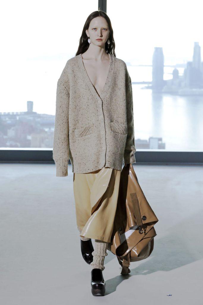 Sies Marjan, New York Fashion Week, осень-зима 2020/2021