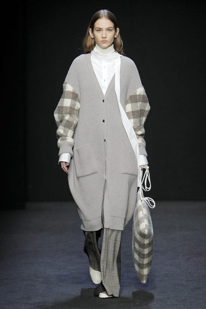 Simona Marziali, Milan Fashion Week, осень-зима 2020/2021