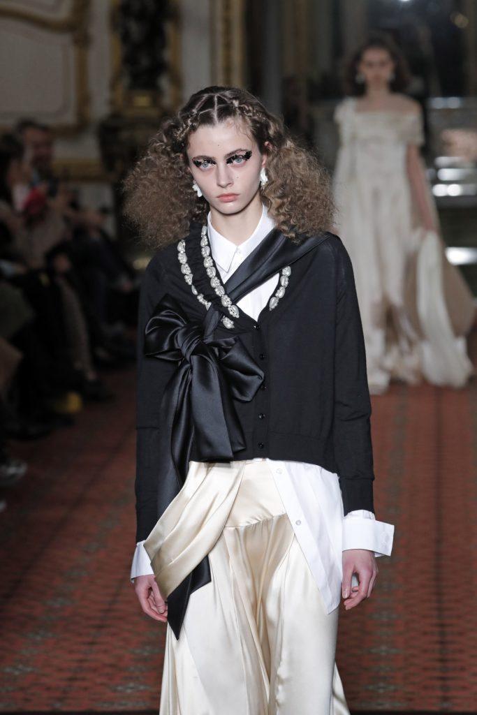 Simone Rocha, London Fashion Week, осень-зима 2020/2021