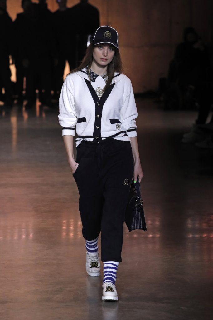 Tommy Hilfiger Now, London Fashion Week, осень-зима 2020/2021