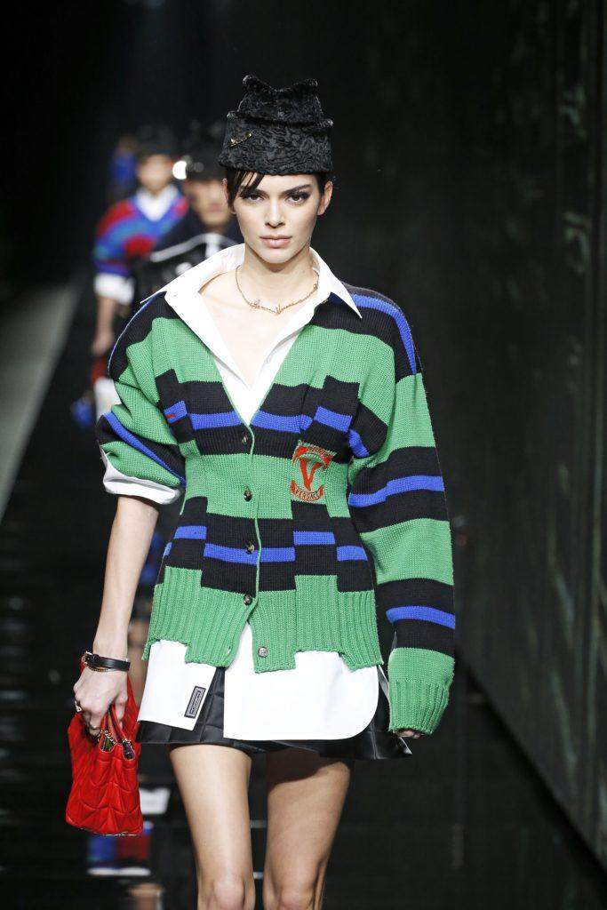 Versace, Milan Fashion Week, осень-зима 2020/2021