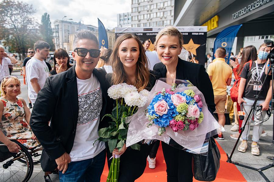 анна ризатдинова звезда площадь звезд аллея славы александр онищенко гимнастка