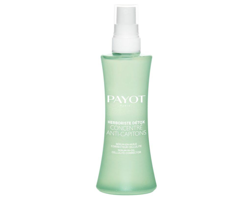 Антицеллюлитный детокс-концентрат с плющом, эфирным маслом грейпфрута и зеленым чаем Herboriste Detox, PAYOT