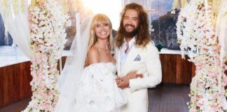 Хайди Клум свадьба