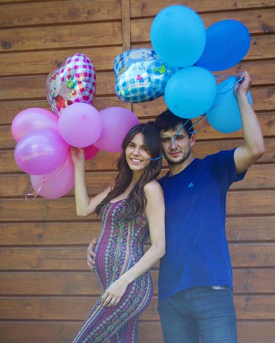 участница топ-модельпо-украински юлия биньковская клео беременна свадьба парень