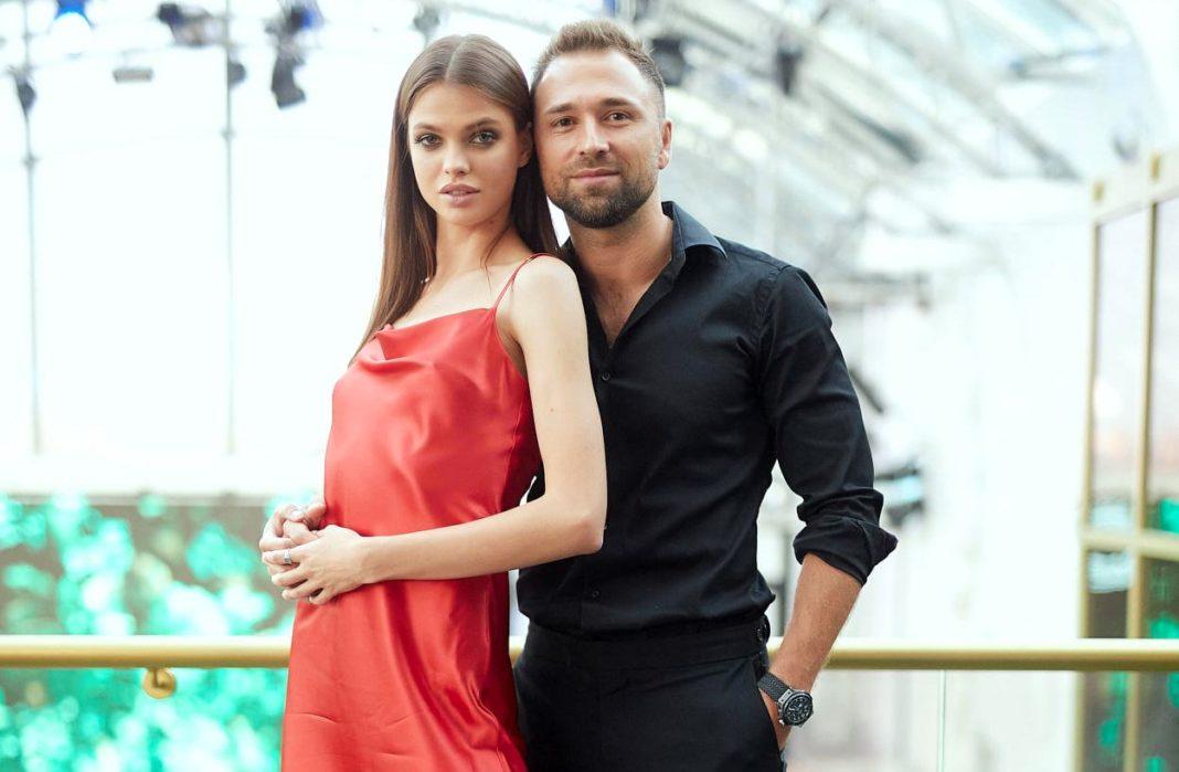 Холостяк Макс Михайлюк и Даша Хлистун